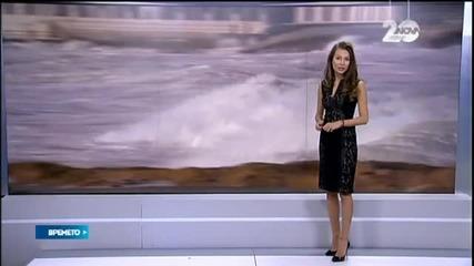 Прогноза за времето (01.01.2015 - централна)