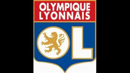 Hymne Olympique officiel de Lyon.himno Oficial Olympique de Lyon. Anthem Official Olympique Lyon.