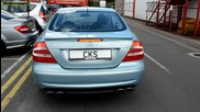 Mercedes Clk55 Amg W209 Cks Exhaust