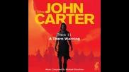 John Carter Ost - 11 - A Thern Warning