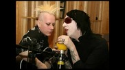 Marilyn Manson - Heart Shaped Glasses Acou