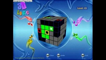 3d Logic - Решенията { От 11 До 15 Ниво }