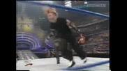 T & A & Trish Stratus Vs Team Extreme( Matt,Jeff & Lita)