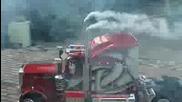 яко камионче с бензин :)