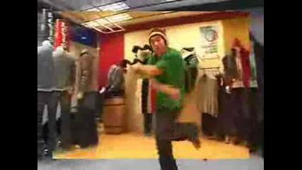Уроци По Breakdance От Bboy :) !!!