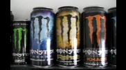 колекцията ми - Energy Drinks