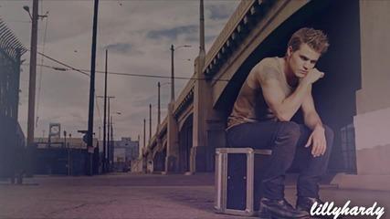 • Paul Wesley • Futuristic lover