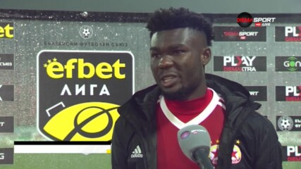 Кайседо: Лудогорец е отличен отбор, но целта на ЦСКА е ясна - първото място