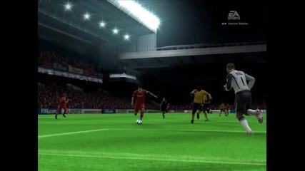 Fifa 2010 Liverpool