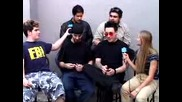 Papa Roach Interview With Swept Away Tv