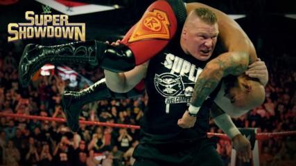 Super ShowDown 2020 (EN LLAMAS): WWE Ahora, Feb 26, 2020