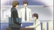[ Бг Суб ] Sekaiichi Hatsukoi - Епизод 6 Високо Качество