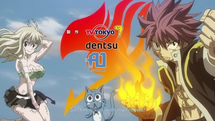 { Bg Sub } Fairy Tail Opening 20 - Never-end Tail