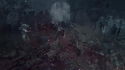 The Game Awards 2014: Bloodborne - Versus Gameplay Trailer