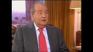 Крал Хуан Карлос: Испанците не могат да имат достоен живот, какъвто заслужават