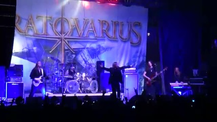 Stratovarius - Hunting High and Low Sofia 01 23 2011