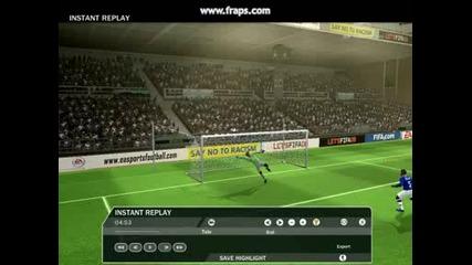 Fifa 09 Goal Free Kick