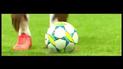 Drogba - His last kick of a ball for Cfc