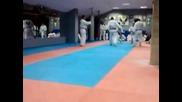 Видео от Okinawa Karate Bulgaria - Shorin Ryu 10 декември 2010 г. 21 43