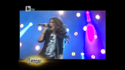 Дивна feat. Миро и Криско - И ти не можеш да ме спреш (live)