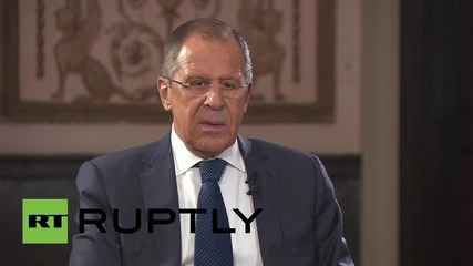 USA: Russia and US share 'common goal' of defeating ISIS - Lavrov
