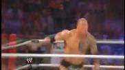 John Cena Vs The Rock - Wrestlemania 29 Promo