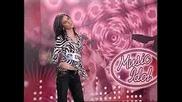 Music Idol 2:Mанекенката Румяна Андреева-пълна излагация