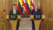 UK: May and Santos announce stronger Colombia-UK business ties
