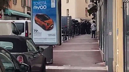 France: Police arrest man holed up in museum