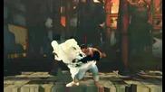 Street Fighter 4 - Gouken Представяне *hq*