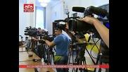 Андреева похвали политическия консенсус между коалицията Дпс, Герб и Бсп за Нзок, 09.07.2014г.