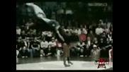 Луд Breakdancer Извън Контрол