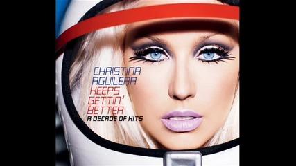 Christina Aguilera - Keeps getin better