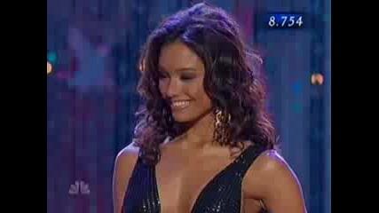 Miss Universe 2007 Пада на подиума