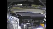 луд шофьор със завидни умения - Subaru Impreza Wrc