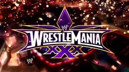 Roman Reigns тренира за Wrestlemania 30