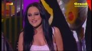 Премиера 2014 Aleksandra Prijovic - Za Nas Kasno Je - Grand Koktel Grand Narodna Tv -