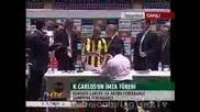 Roberto Carlos In Fenerbahce