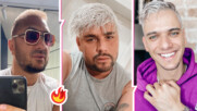 На мода е русото: Звездните български мъже, които боядисаха косите си