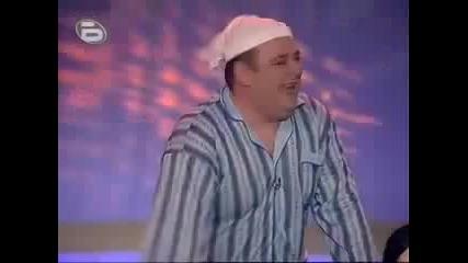 Гъзари на ефира - Много луд скеч на комиците