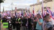 UK: Britain First protesters blame Islam for rape as they hit Rotherham
