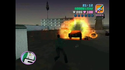 Gta Vice City Second Wave Mission 9 Mad Job