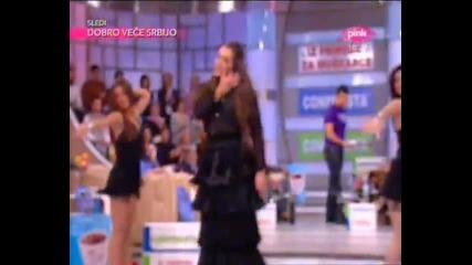 Danijela Vranic 2012 / 2013 - Pozeli me u ponoc - Prevod