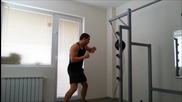 Ангел Ангелов Бокс с бърза круша вкъщи