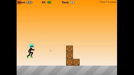 Да играем: Stick Run еп.1