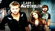 Lady Antebellum - Just a Kiss [bg prevod]