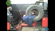 Въртележка от гума.