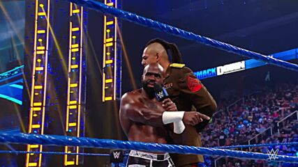 Apollo Crews surprises King Nakamura with a brutal attack: SmackDown, Sept. 17, 2021
