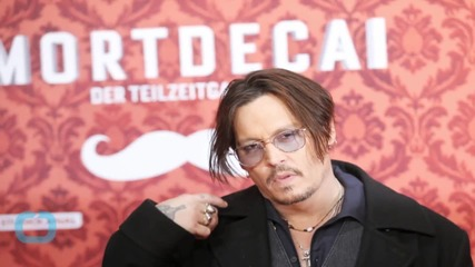 Johnny Depp's Hand Injury Prolongs Delays on Walt Disney Pictures' Pirates of the Caribbean: Dead Men Tell No Tales