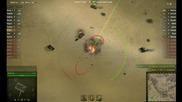 World of Tanks gameplay (#5)
